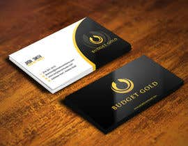 gohardecent tarafından Design Business Cards for Gold Education & Trading Company için no 41