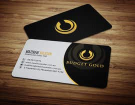 anikush tarafından Design Business Cards for Gold Education & Trading Company için no 34