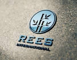 #135 for Design a Logo Rees International af allrounderbd