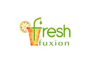 Nro 222 kilpailuun Design a Logo for A Juice Bar Company käyttäjältä RAIDAHKHALIDSYED