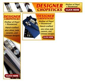 #23 untuk Designer Chopsticks oleh johanfcb0690