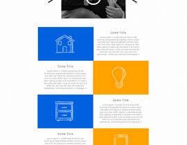 alssiha tarafından Design a Website Mockup ( 2-4 Pages) için no 2