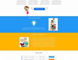 #4 untuk Design a Website Mockup ( 2-4 Pages) oleh alssiha