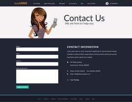 arsh8singhs tarafından Design a Website Mockup ( 2-4 Pages) için no 20