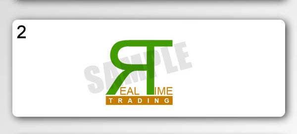 Bài tham dự cuộc thi #                                        11                                      cho                                         Design a Logo for Real Time Trading