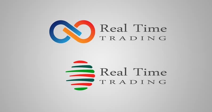 Bài tham dự cuộc thi #                                        16                                      cho                                         Design a Logo for Real Time Trading