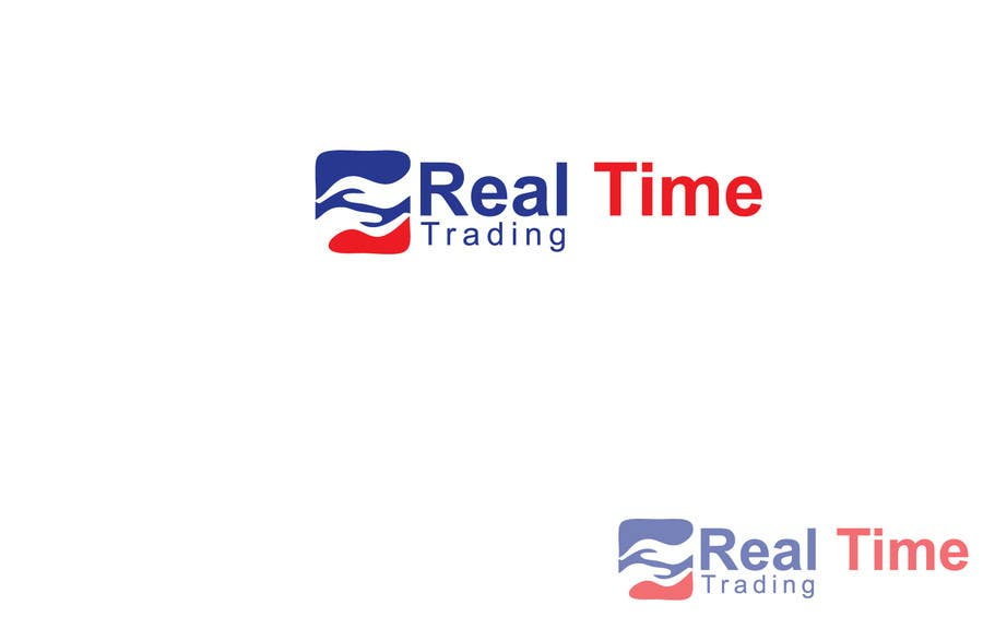 Bài tham dự cuộc thi #                                        53                                      cho                                         Design a Logo for Real Time Trading