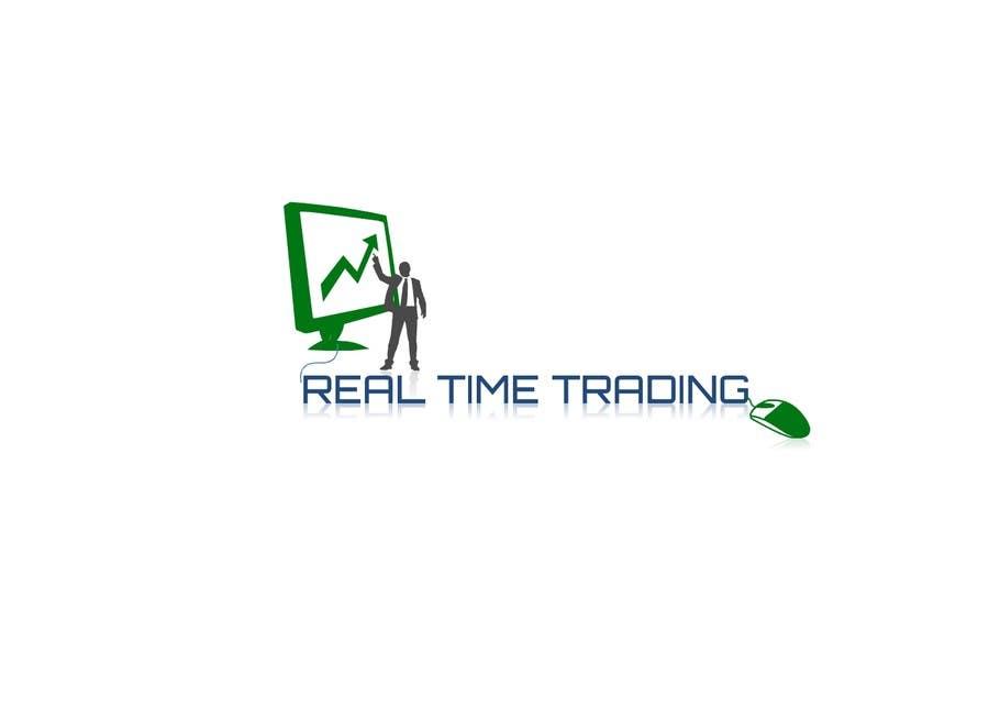 Bài tham dự cuộc thi #                                        13                                      cho                                         Design a Logo for Real Time Trading