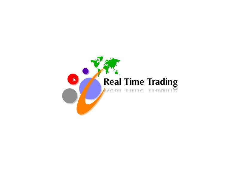 Bài tham dự cuộc thi #                                        26                                      cho                                         Design a Logo for Real Time Trading