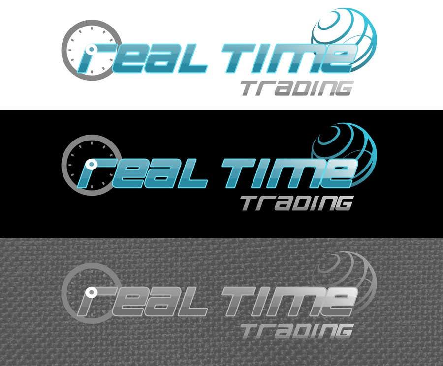 Bài tham dự cuộc thi #                                        28                                      cho                                         Design a Logo for Real Time Trading