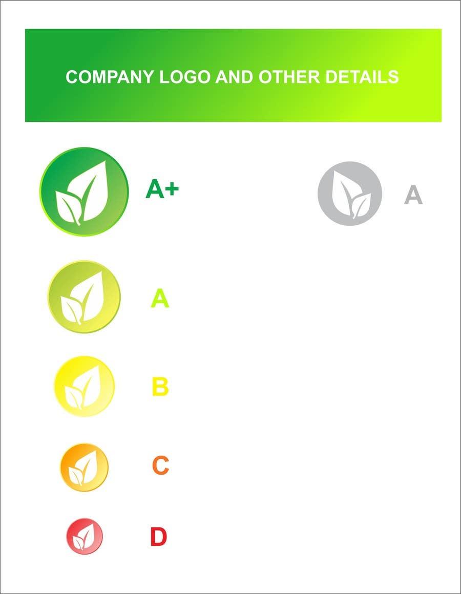 Penyertaan Peraduan #21 untuk Design a standard measure for sustainability assessment