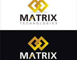 #211 para Design a Logo for MATRIX Technologies por mukeshjadon