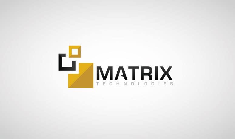 #190 for Design a Logo for MATRIX Technologies by jass191