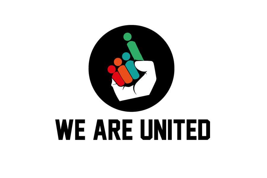Penyertaan Peraduan #64 untuk Design a Logo for We Are United