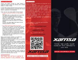 #15 for Xamsa Squash Brochure Design by michaelzihanzu