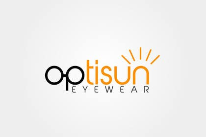 #255 for Design a Logo for Optisun Eyewear by sproggha