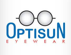 nº 362 pour Design a Logo for Optisun Eyewear par thetouch