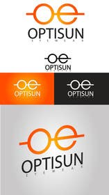 #345 for Design a Logo for Optisun Eyewear by premkumar112