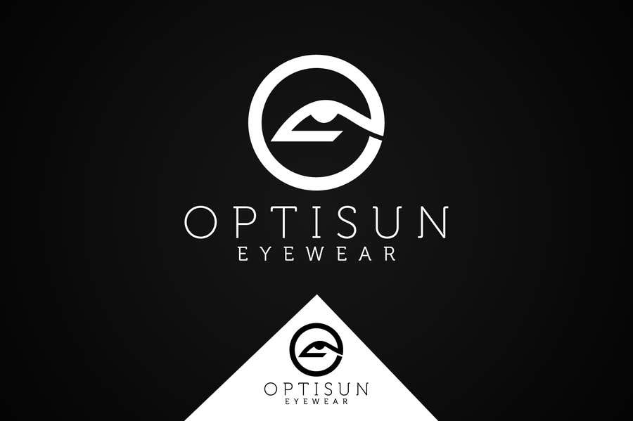 #253 for Design a Logo for Optisun Eyewear by amauryguillen