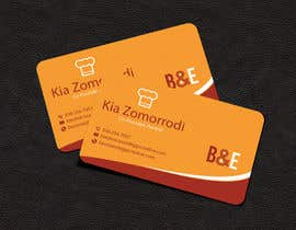 #96 for Design the back of a business card af imtiazmahmud80