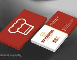 #19 for Design the back of a business card af mamun313