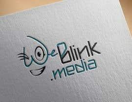 #25 para Design a Logo for 'weBlink.Media' por dimmensa