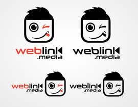#62 para Design a Logo for 'weBlink.Media' por dimmensa