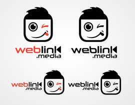 dimmensa tarafından Design a Logo for 'weBlink.Media' için no 62