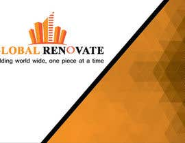 #4 untuk Design some Business Cards for Global Renovate oleh brissiaboyd