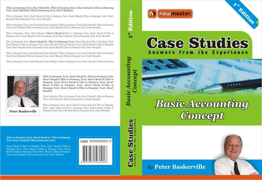 Bài tham dự cuộc thi #                                        24                                      cho                                         Create Design for front/back/spline cover of ebook and print book series