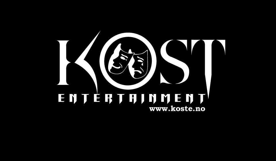 Inscrição nº 13 do Concurso para Design a Logo for an entertainment company