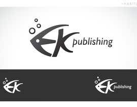 "#378 cho Design a Logo for ""ek publishing"" bởi Habitus"