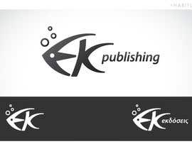 "#379 para Design a Logo for ""ek publishing"" por Habitus"