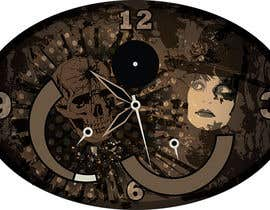 #6 for Illustrez quelque chose for watches Dials by nole1