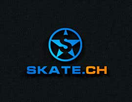 """#168 for Design eines Logos for """"skate.ch"""" by cuongprochelsea"""