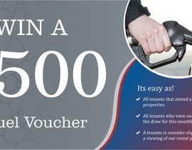 #3 untuk Design an Advertisement for A $500 Fuel Voucher oleh sami24x7