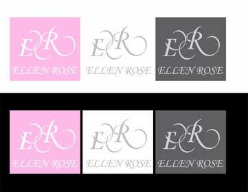 #19 for Design a Logo for Ellen Rose af olja85