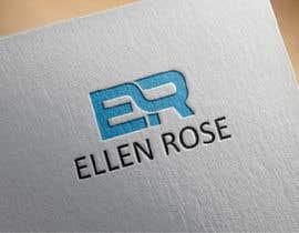 #37 for Design a Logo for Ellen Rose af rz100