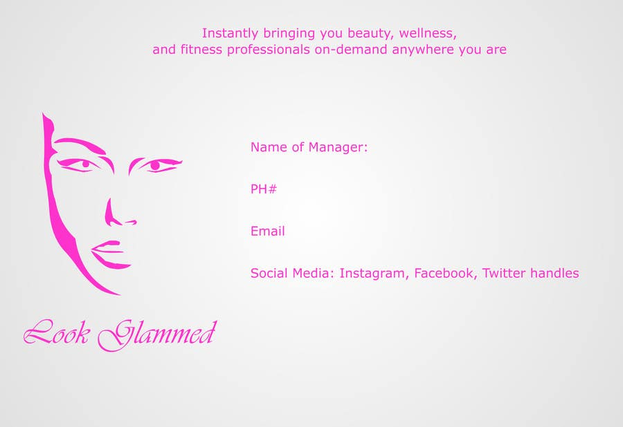 Bài tham dự cuộc thi #2 cho Design some Business Cards & Letterhead for Beauty video booking site