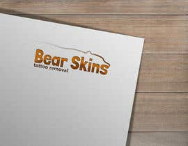 #25 for Design a Logo for Bearskins Laser Tattoo Removal Clinic by MaximilianoHS