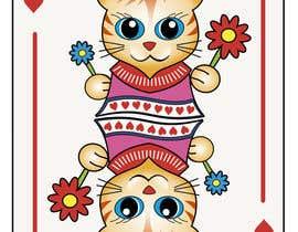eshasem tarafından Create a Deck of Kitten Cards! için no 37