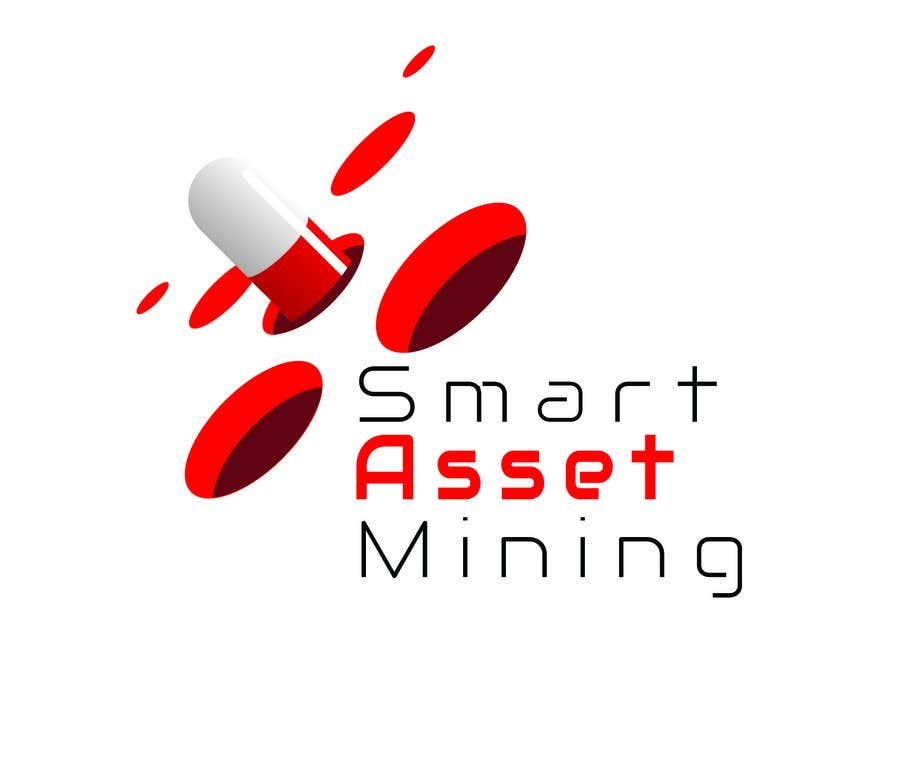 Kilpailutyö #207 kilpailussa Design a Logo for Smart Asset Mining (SAM)