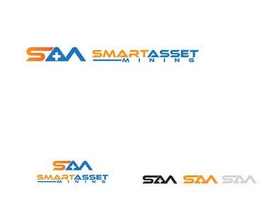 Nro 126 kilpailuun Design a Logo for Smart Asset Mining (SAM) käyttäjältä eagledesignss