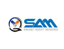 #184 for Design a Logo for Smart Asset Mining (SAM) by RHkhan018