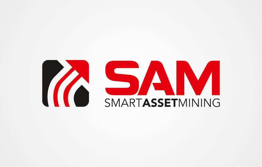 Kilpailutyö #103 kilpailussa Design a Logo for Smart Asset Mining (SAM)