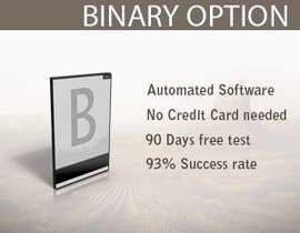#19 para Design a High CTR Banner for Binary Options por vigneshkaarnika