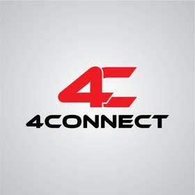 Nro 88 kilpailuun Design a Logo for 4connect käyttäjältä faisalmasood012