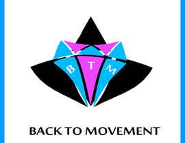 #14 untuk Design a Logo for Back to Movement oleh mentarimedia