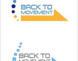 #12 untuk Design a Logo for Back to Movement oleh thoughtcafe