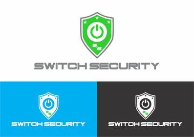 Nro 102 kilpailuun Design a Logo for Switch Security käyttäjältä BDamian